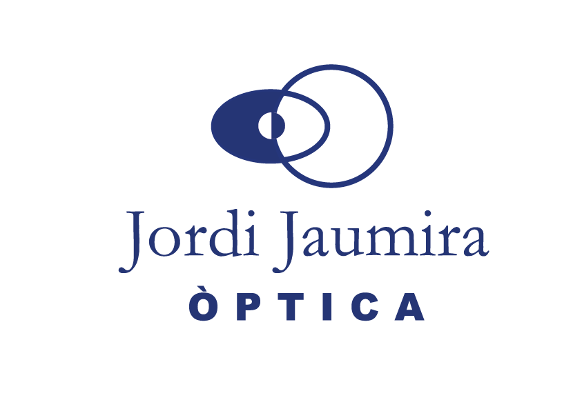 Logo comerç Òptica Jaumira
