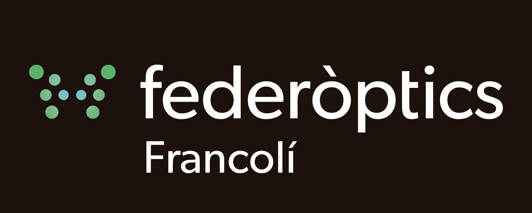 Logo comerç Federòptics Francolí