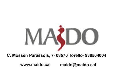 Logo comerç Perruqueria Maido