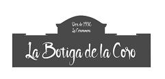 Logo comerç La botiga de la Coro