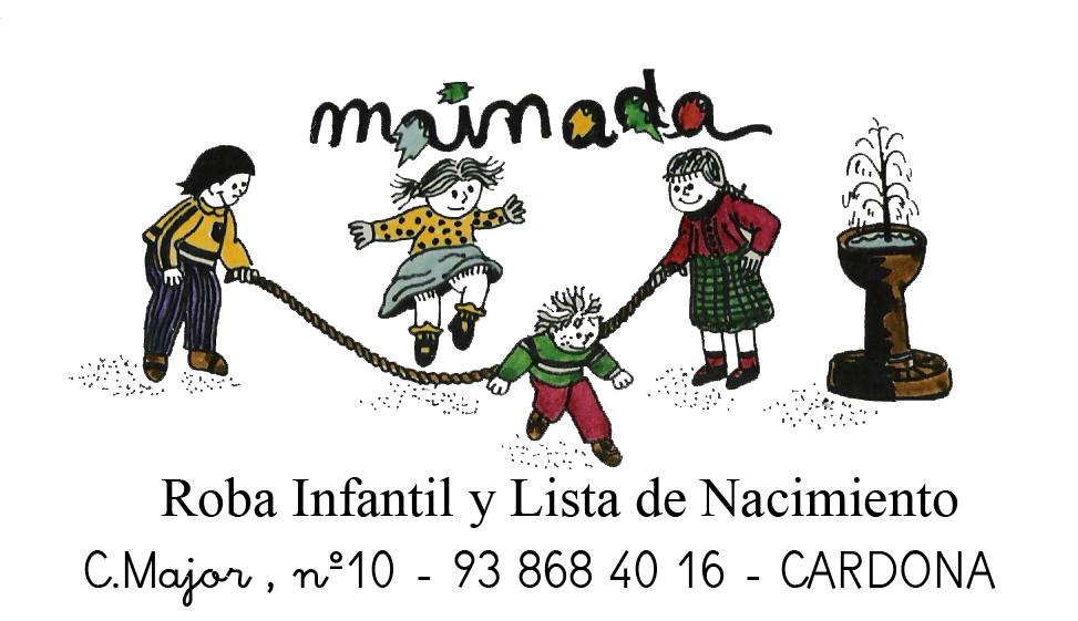 Logo comerç Mainada