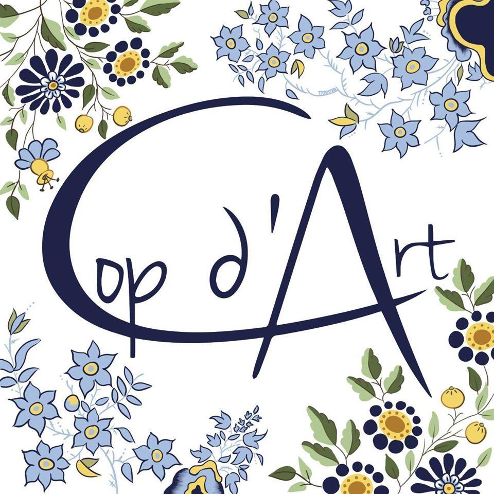 Logo comerç COP D'ART