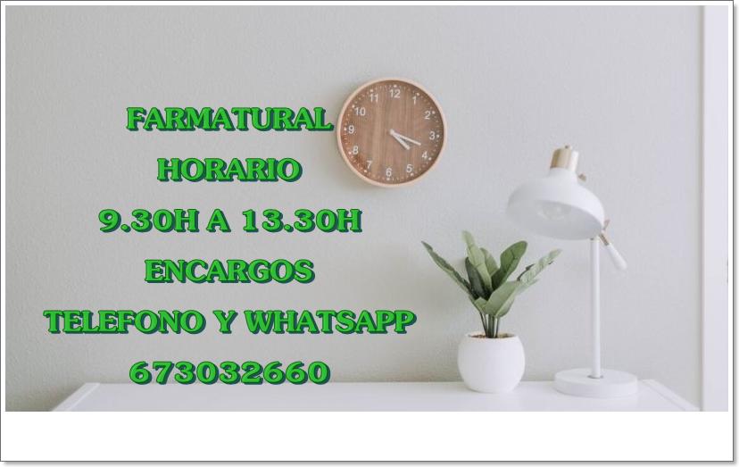 Logo comerç FARMATURAL L'ALCORA