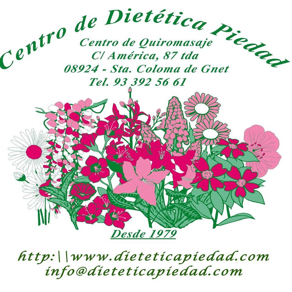 Logo comerç Centre de Dietètica Piedad
