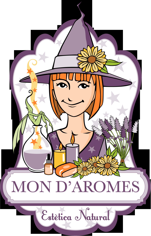 Logo comerç Món d'Aromes-Estètica Natural