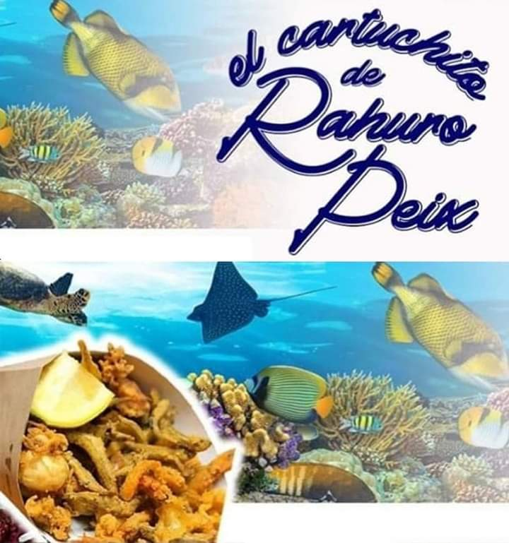 Logo comerç EL CARTUCHITO DE RAHUROPEIX