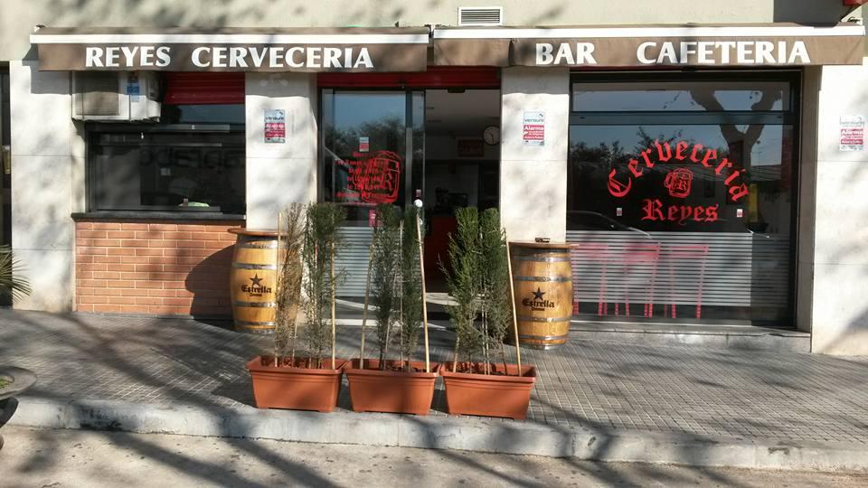 Logo comerç Cerveceria Reyes