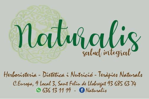 Logo comerç NATURALIS