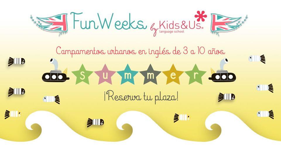 Logo comerç Kids&Us Cubelles