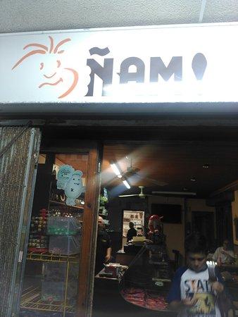 Logo comerç Restaurante Ñam