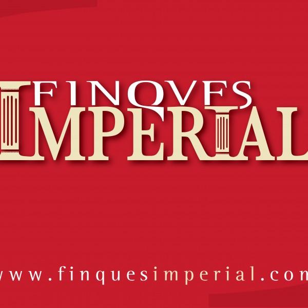 Logo comerç Finques Imperial