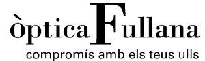 Logo comerç Òptica Fullana