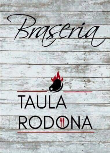 Logo comerç Braseria Taula Rodona