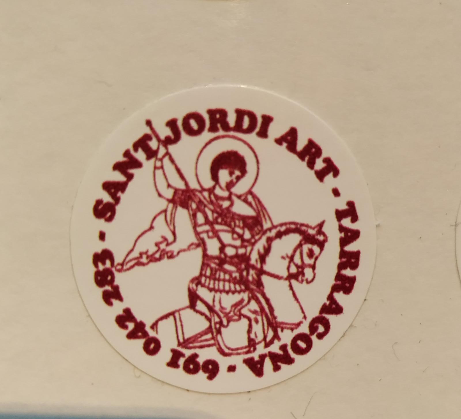 Logo comerç Sant Jordi Art