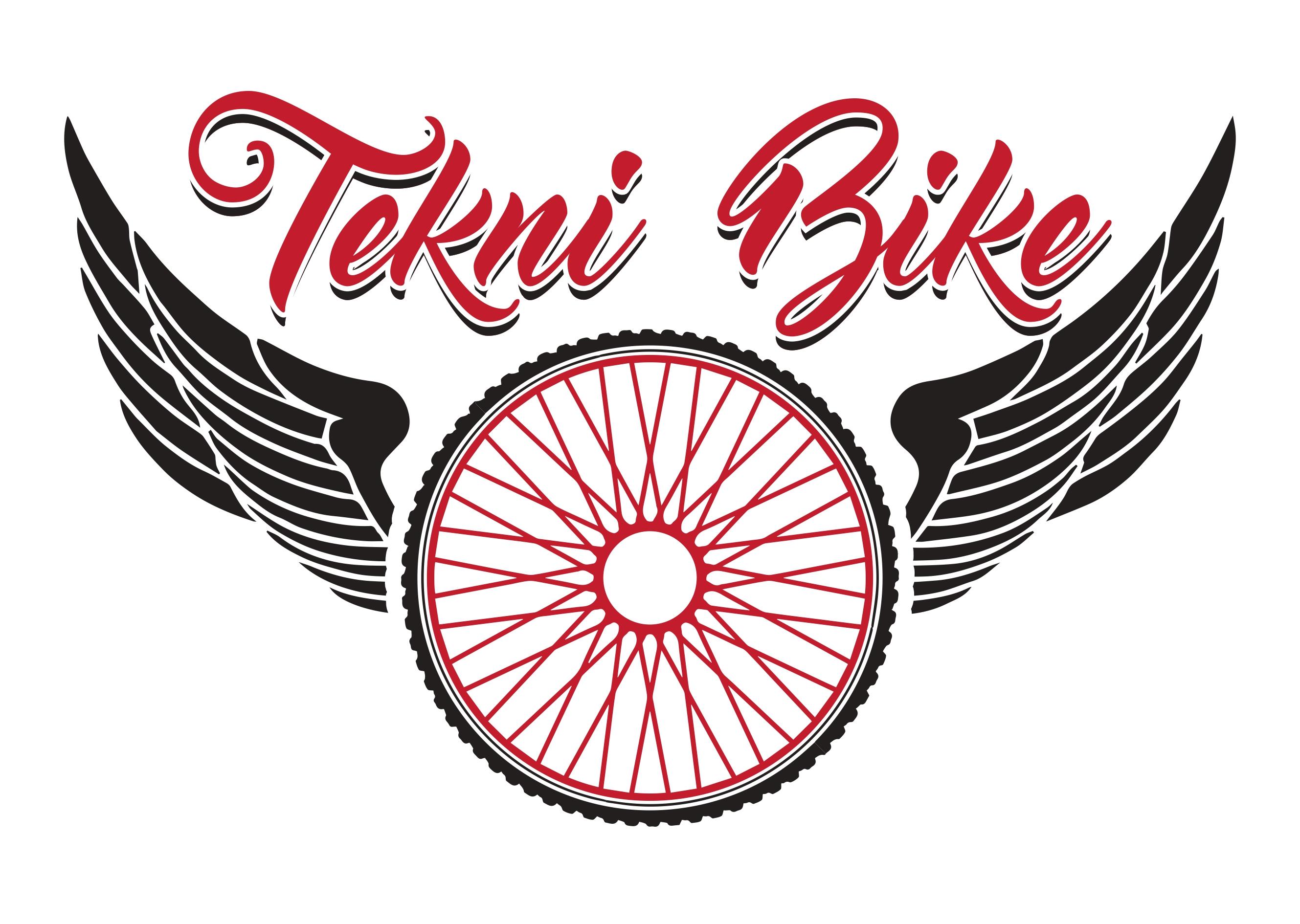 Logo comerç Tekni Bike