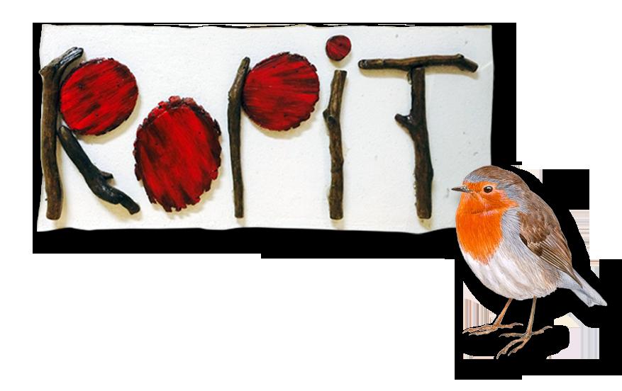 Logo comerç ROPIT