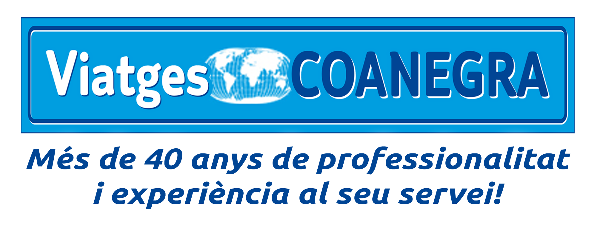 Logo comerç Viatges Coanegra