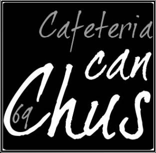 Logo comerç Cafeteria Can Chus
