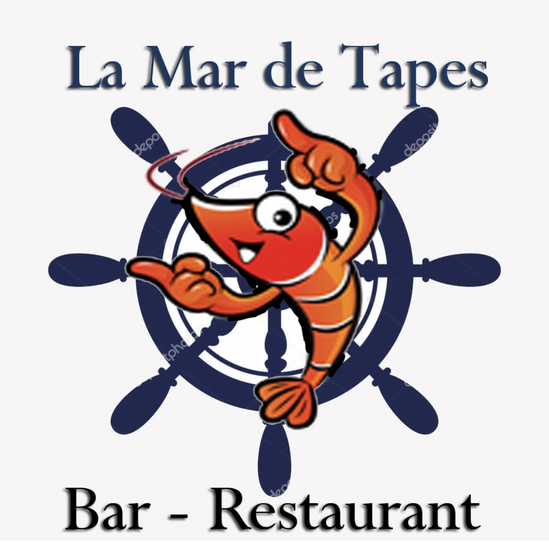 Logo comerç La Mar de Tapes