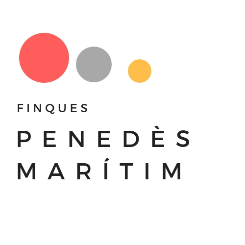 Logo comerç Finques Penedès Marítim
