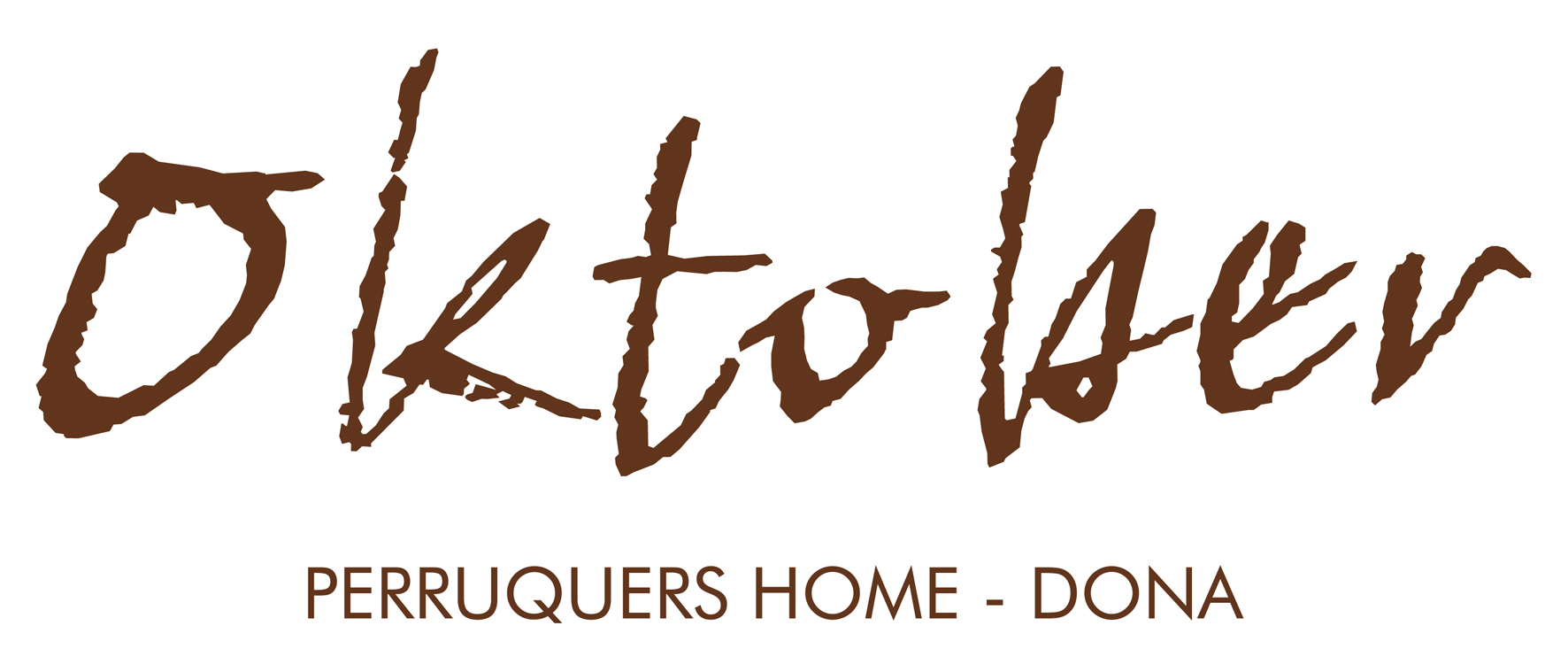 Logo comerç Oktober Perruquers