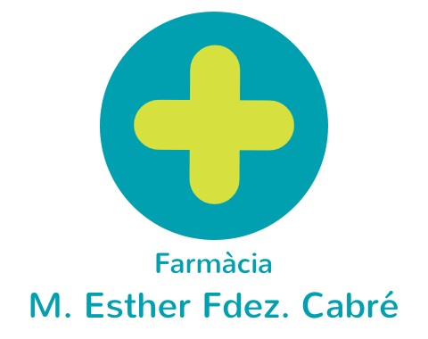 Logo comerç Farmacia M. Esther Fdez. Cabré
