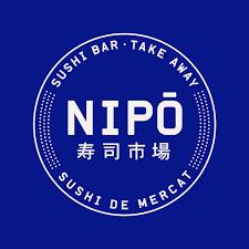 Logo comerç Nipo Sushi - Mercat Central de Tarragona