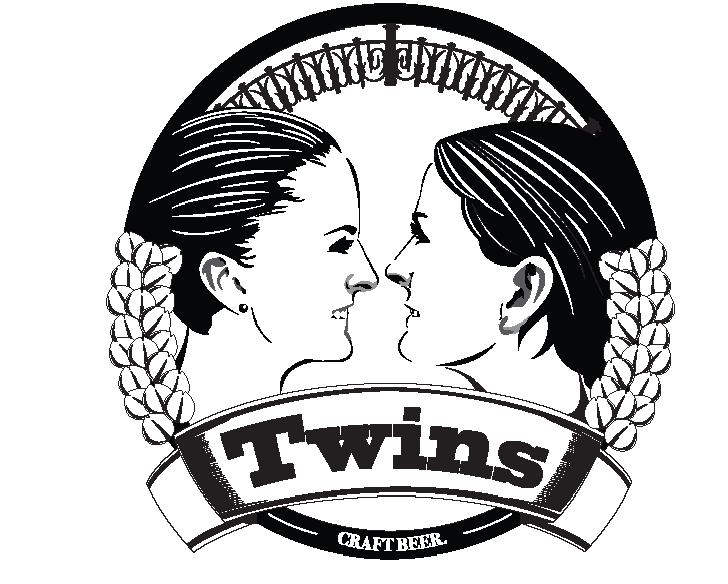 Logo comerç Twins cerveseria artesana
