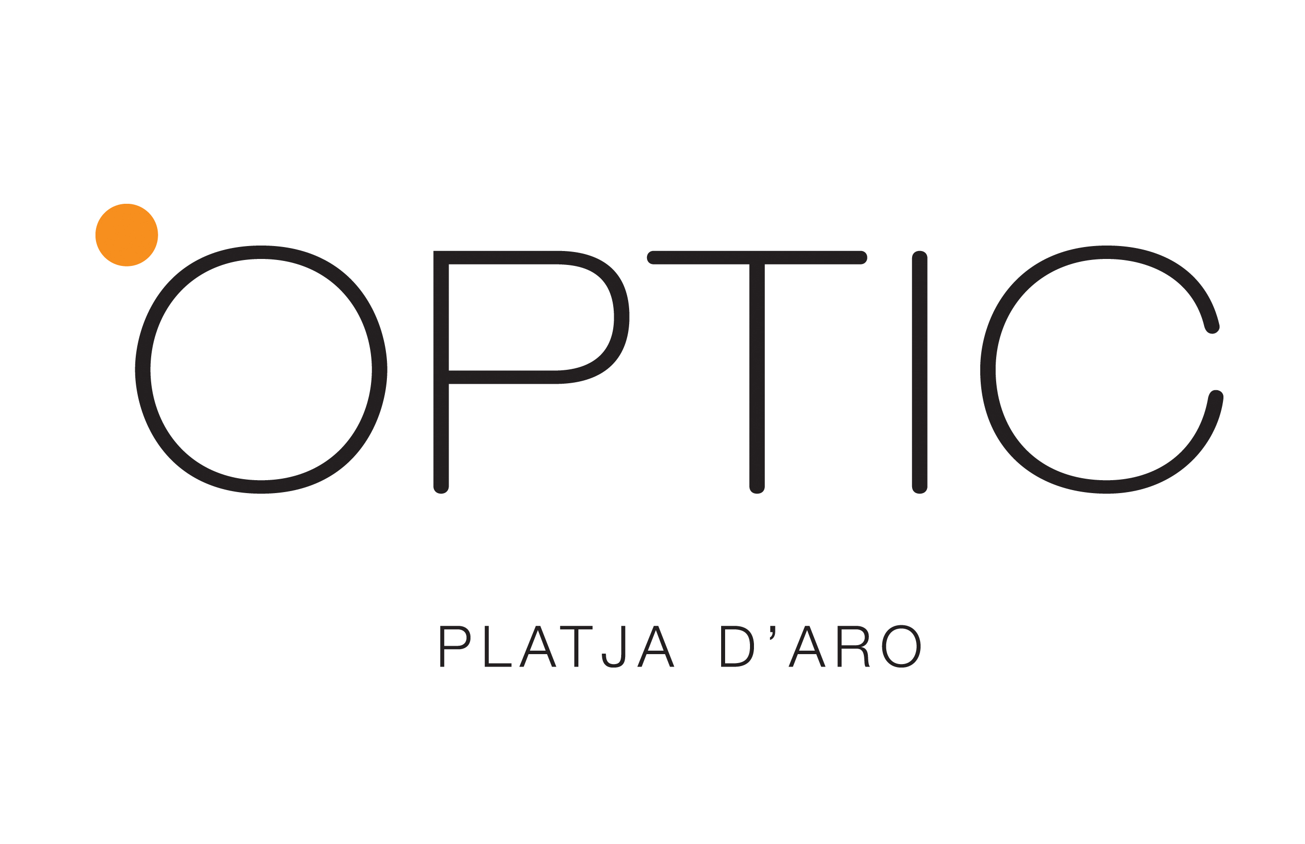 Logo comerç Òptic Platja d'Aro