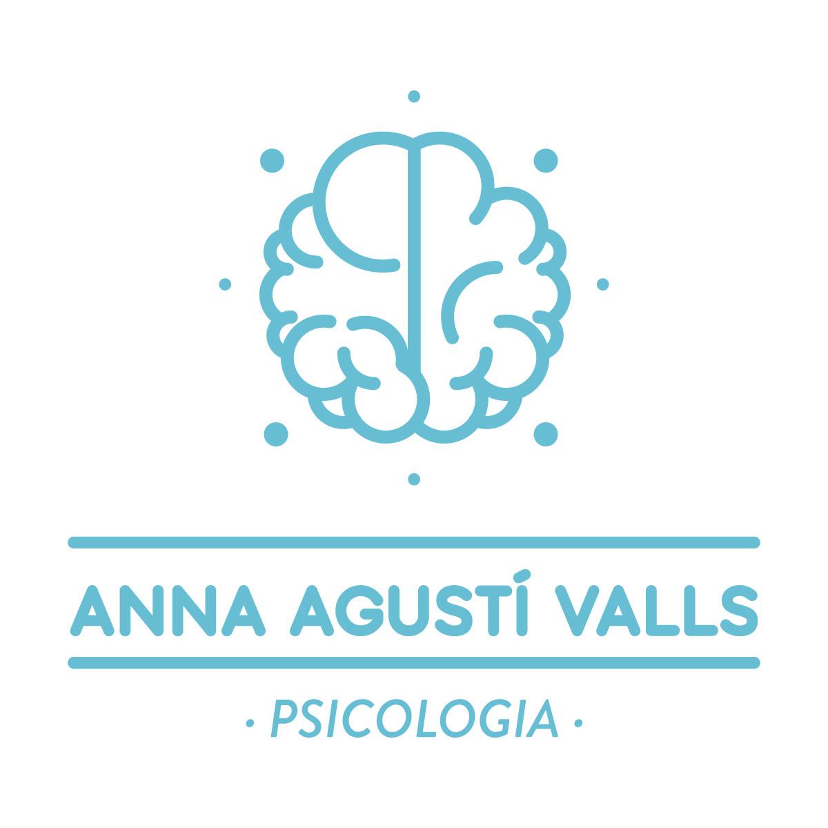 Logo comerç Anna Agustí- Centre de Psicologia