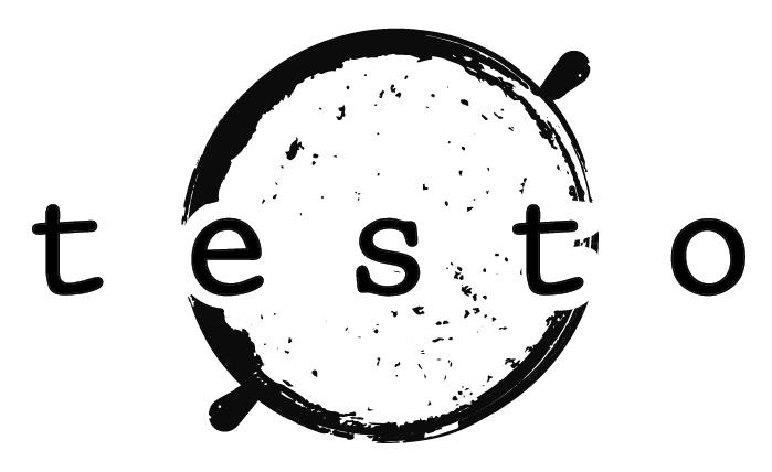 Logo comerç Testo