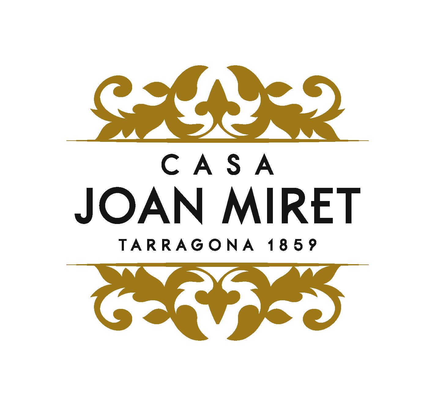 Logo comerç Casa Joan Miret
