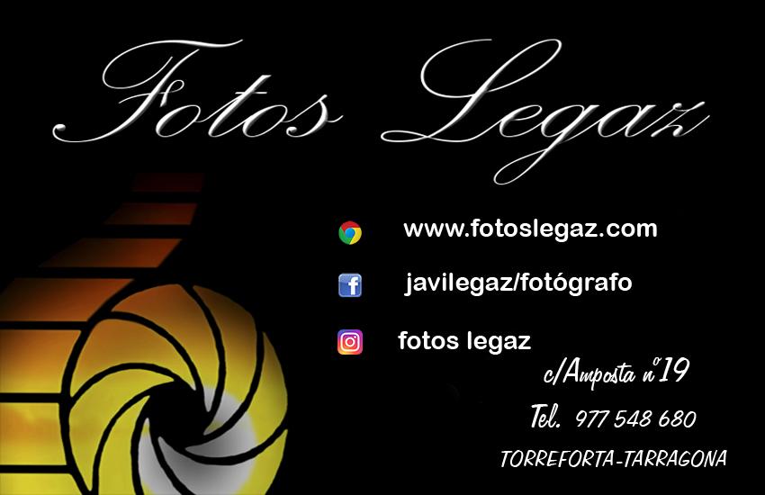Logo comerç Fotos Legaz