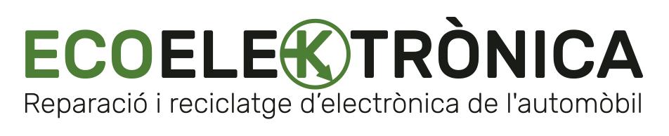 Logo comerç Ecoelektrònica
