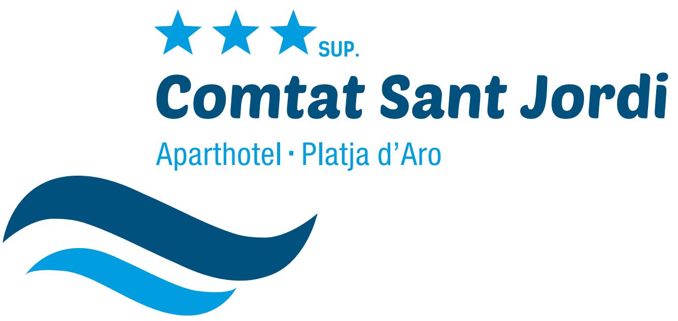 Logo comerç Aparthotel Comtat Sant Jordi