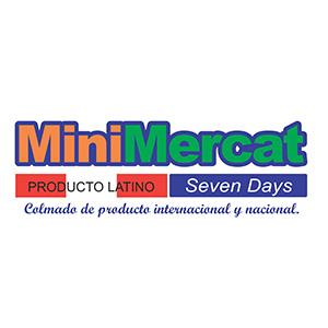 Logo comerç Minimercat Seven Days