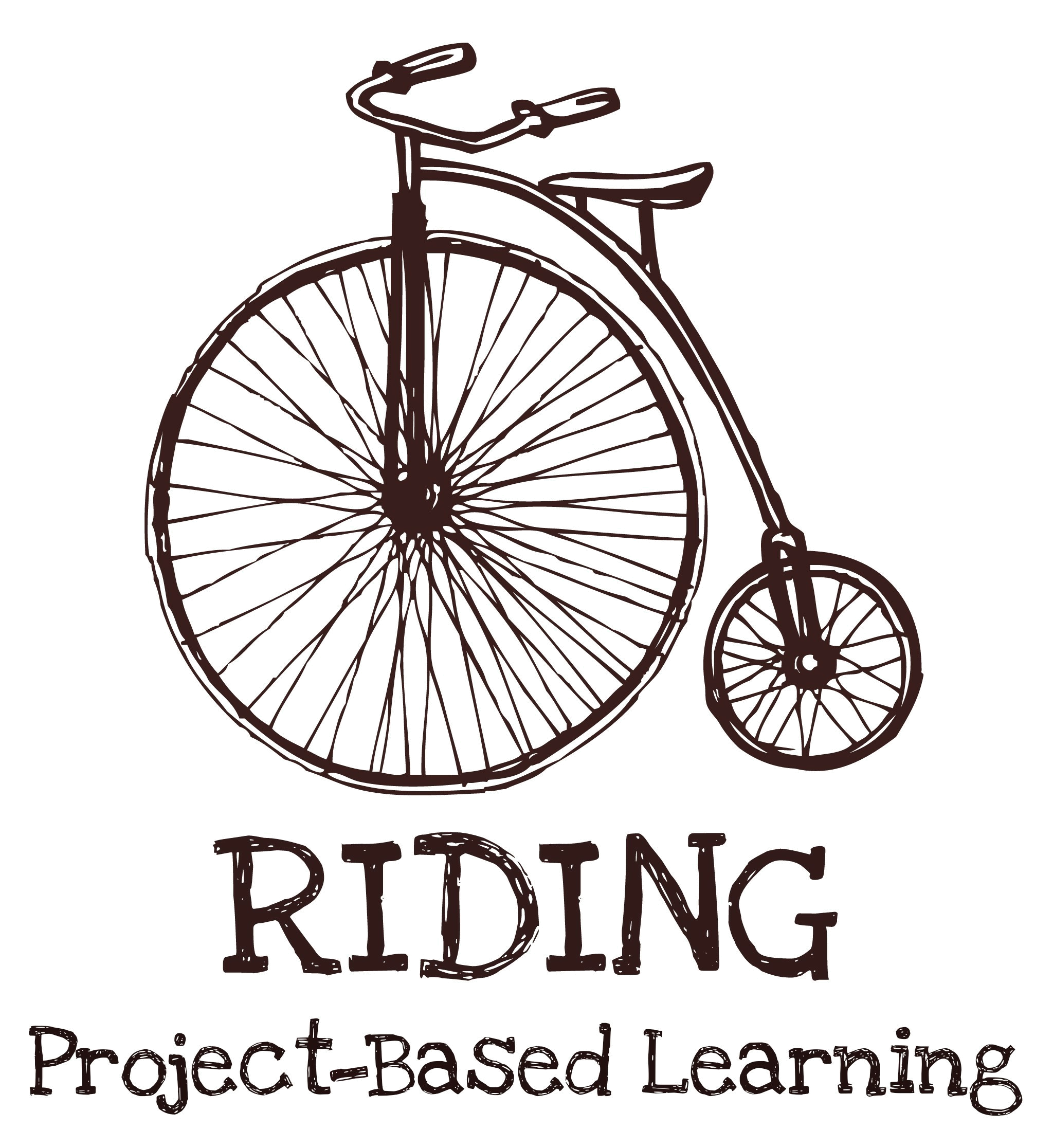 Logo comerç RIDING PROJECT-BASED LEARNING
