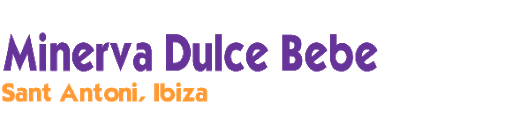 Logo comerç DULCE BEBE MINERVA IBIZA