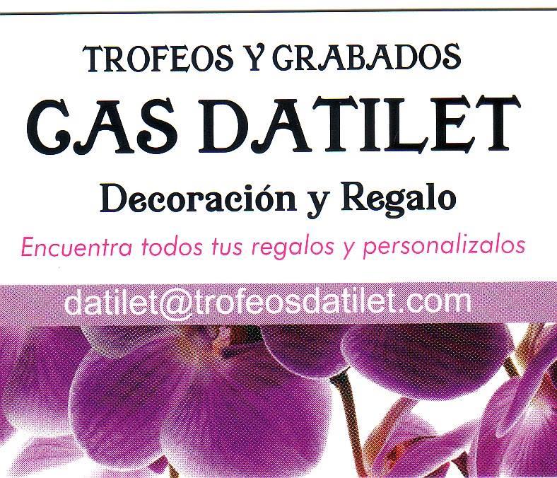 Logo comerç TROFEOS CAS DATILET