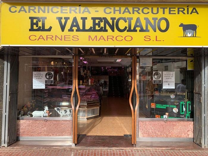 Logo comerç CARNICERIA EL VALENCIANO