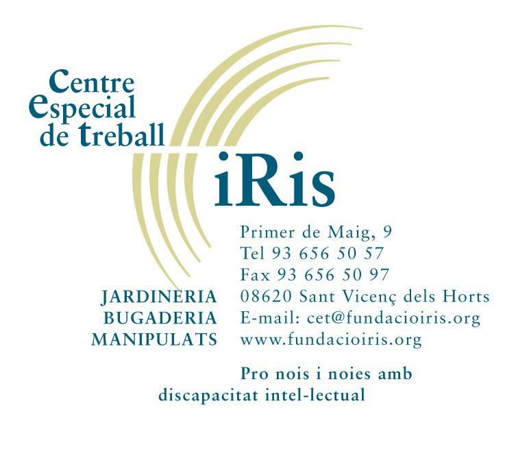 Logo comerç Fundació Privada Iris