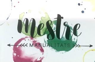 Logo comerç Manualitats Mestre
