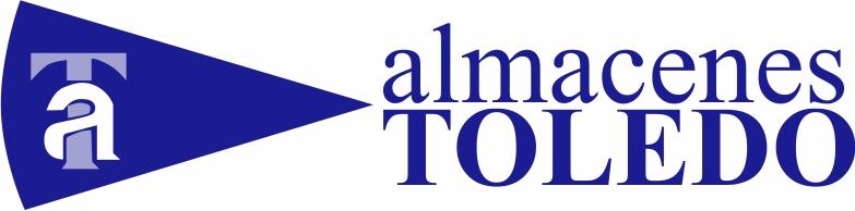 Logo comerç Almacenes TOLEDO