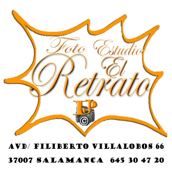 Logo comerç Foto Estudio El Retrato