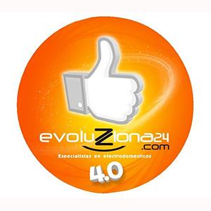 Logo comerç EVOLUZIONA24 4.0