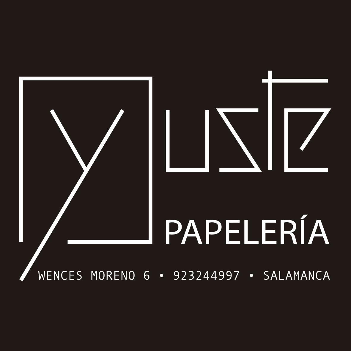 Logo comerç PAPELERIA YUSTE C.B