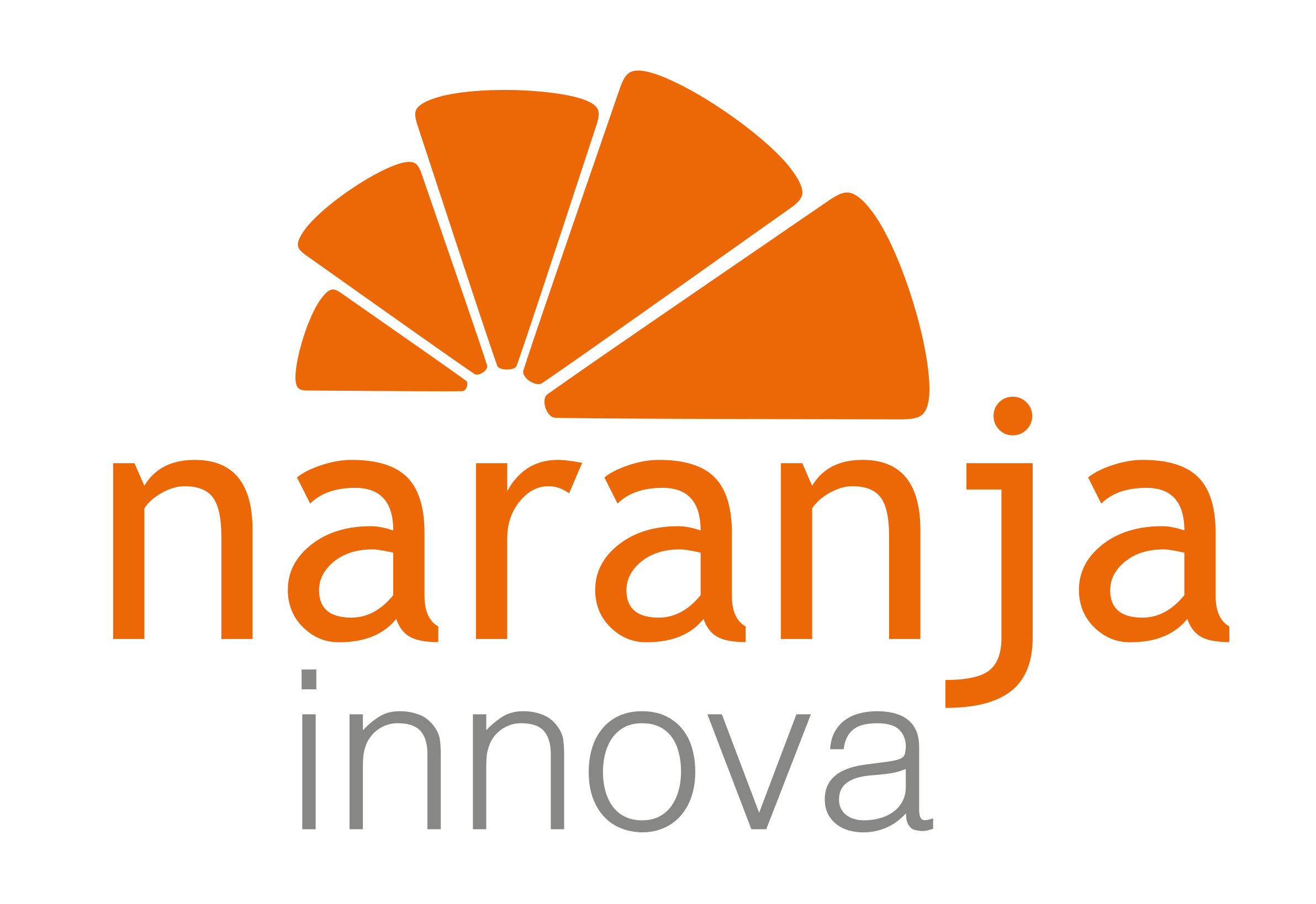 Logo comerç Naranja Innova