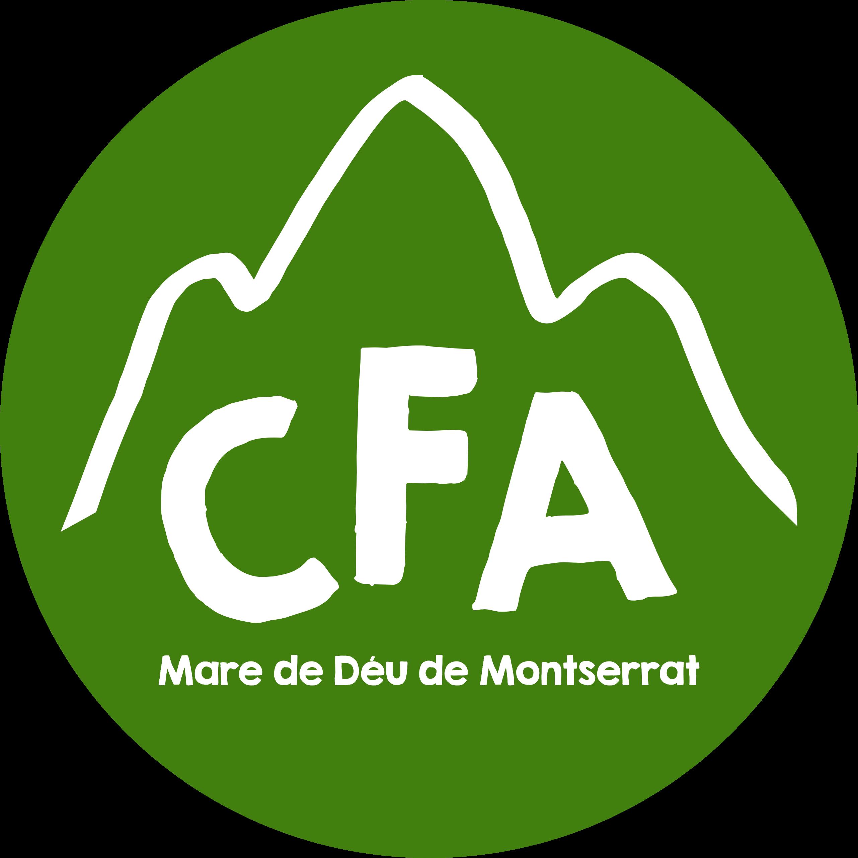Logo comerç CFA MARE DE DÉU DE MONTSERRAT