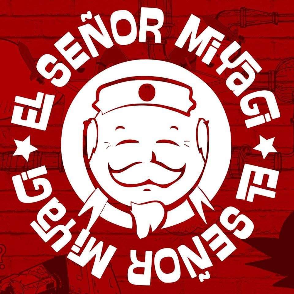 Logo comerç EL SEÑOR MIYAGI