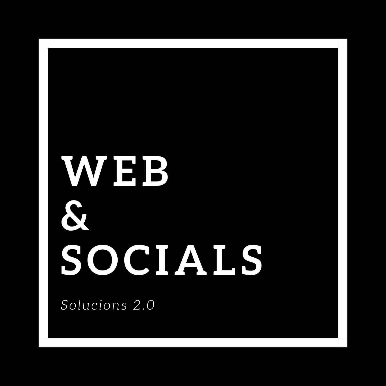 Logo comerç Web & Socials